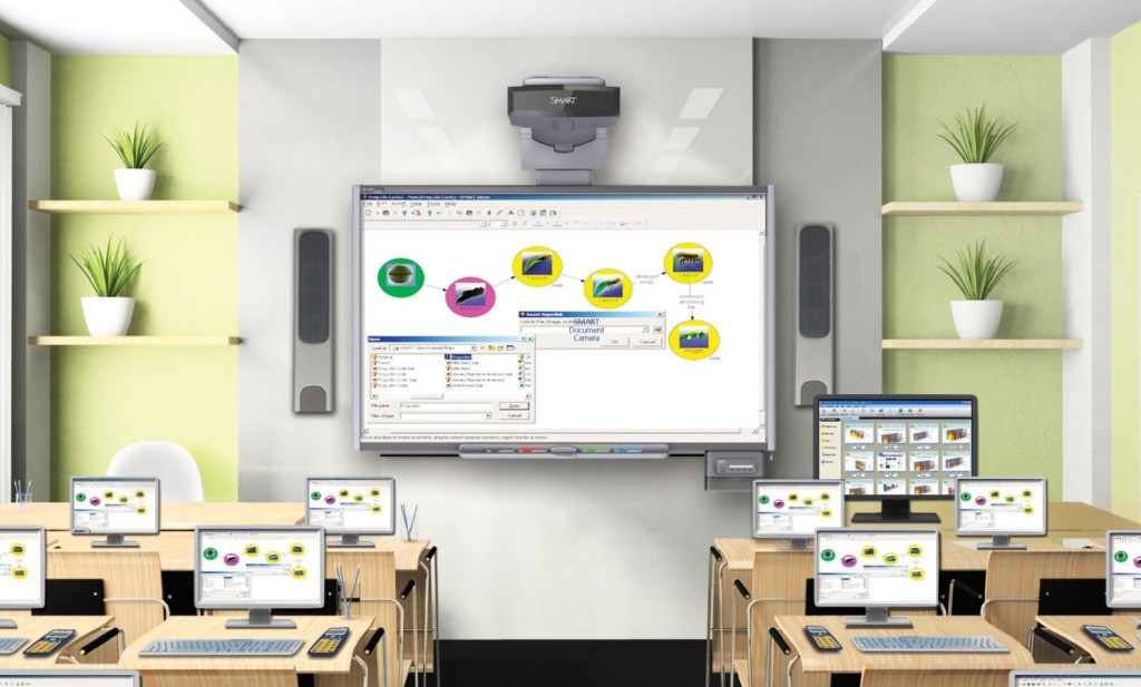 Classroom Av Design ~ Nationwide installations in the uk
